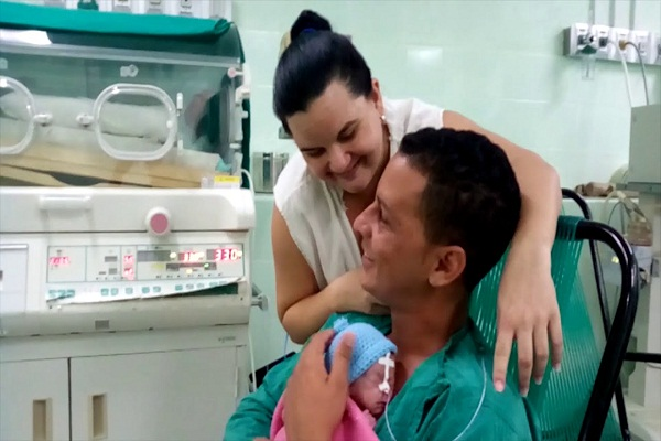 Attention program to infertile couples advances in Camagüey