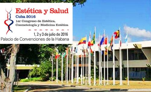 Congreso de Estética y Cosmetología en Cuba promueve formación profesional