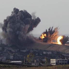 Gaza: Dos mil 134 palestinos muertos en 50 días de agresión israelí