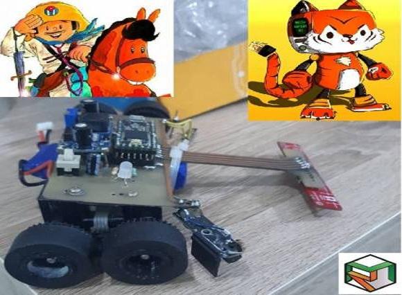 Robot cubano queda segundo en lid internacional estudiantil de Innovación y Robótica
