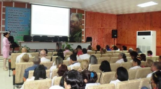 Evalúan en Camagüey resultados del Programa de Atención Materno Infantil (+Audio)