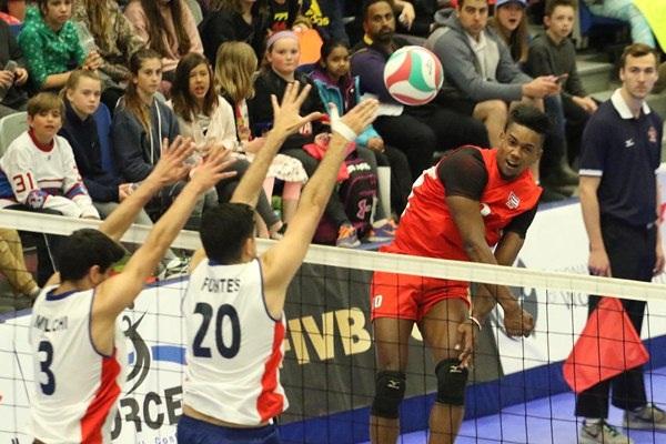 Cubanos discutirán título panamericano de Voleibol sub 23