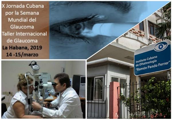 Sesionará en Cuba  taller internacional sobre glaucoma