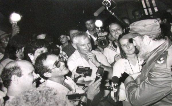 Souvenirs du passage de Fidel à Camagüey