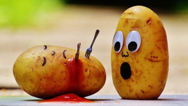 Ciudadano australiano comió solo papas durante un año
