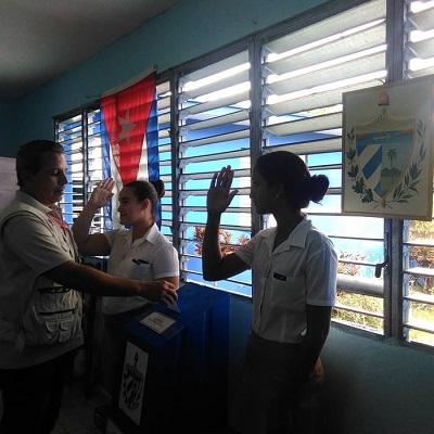 En apenas dos horas ha votado en Camagüey más del 32 % de los electores (+Audio)