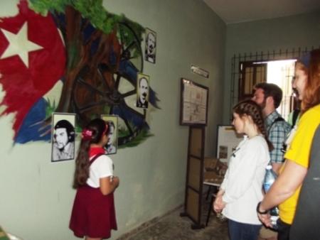 Des étudiants américains découvrent la qualité de l'éducation à Camagüey (+ Photos)
