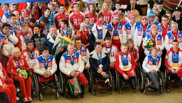 Rusia denuncia en Corte de Derechos Humanos suspensión de sus atletas paralímpicos