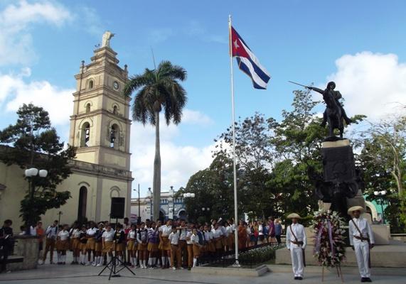 Recuerda Camagüey el reinicio de la gesta independentista en Cuba