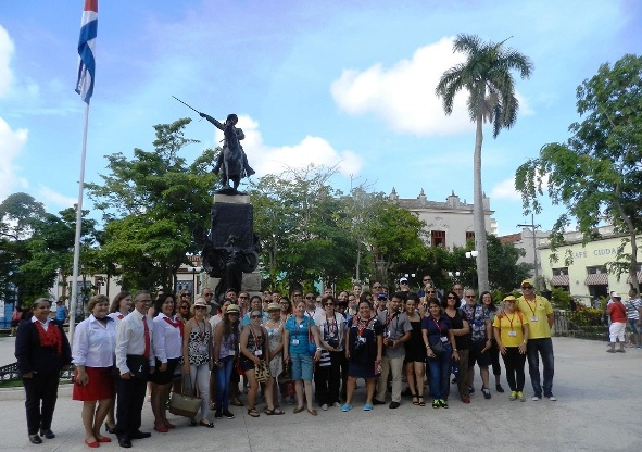 Tour Operators in America and Europe travel facilities of Cubanacán in Camagüey ( Photos)