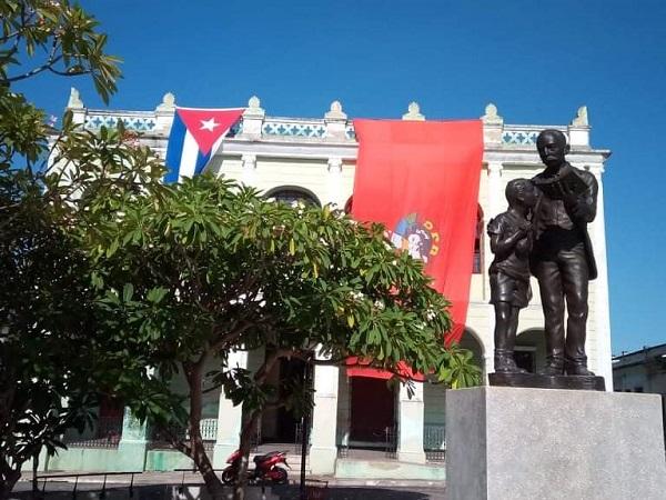 Celebran jóvenes camagüeyanos su Día y el cumpleaños de Fidel
