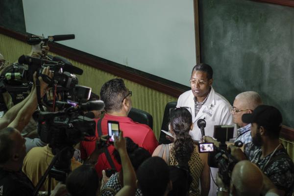 Permanecen en estado crítico extremo las sobrevivientes de accidente aéreo en Cuba
