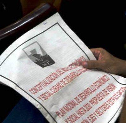 Los jóvenes camagüeyanos ratifican compromiso con el futuro de Cuba