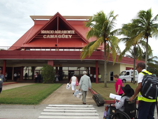 Airport in Camaguey ready to provide Service