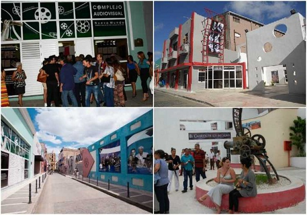 Café y Cine confluirán en el centro histórico de la capital camagüeyana