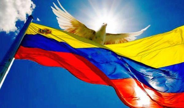 Para que la paz y el orden se restablezcan en Venezuela