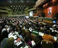 Iniciaron sesiones Comisiones del Congreso partidista en Cuba