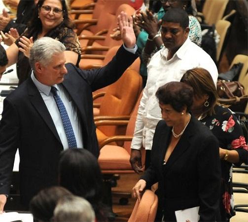 Realza Díaz-Canel papel del Congreso Pedagogía como voz de los agradecidos