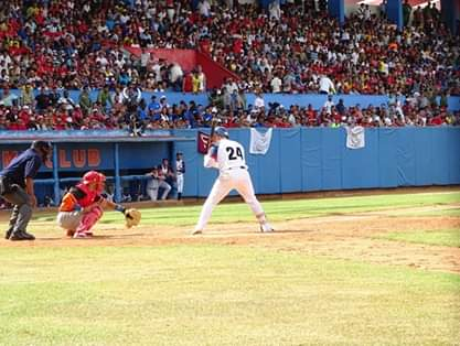 Gana Las Tunas a Camagüey subserie del campeonato nacional de Béisbol