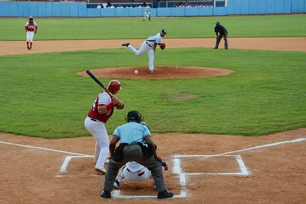 Hoy doble juego Camagüey-Mayabeque en la 60ª Serie Nacional de Béisbol