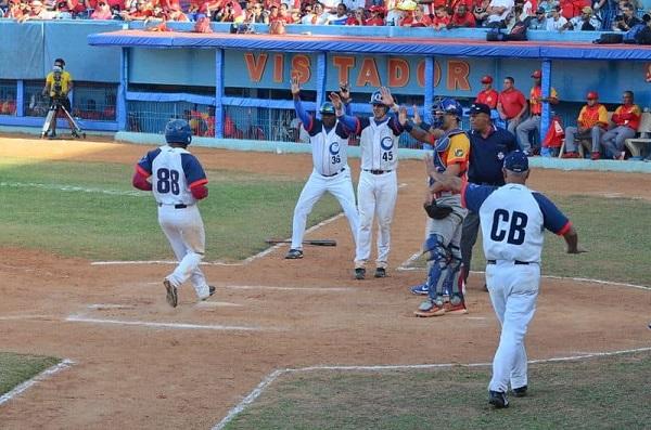 Camagüey gana y empata play off final de la 59ª Serie Nacional de Béisbol