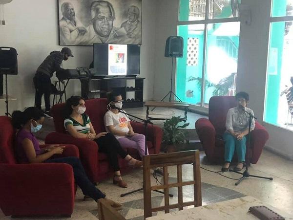 Periodismo y feminismo a debate en Feria de Jóvenes Creadores, de Camagüey