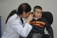 Realizan en Camagüey estudio para detectar trastornos auditivos en niños