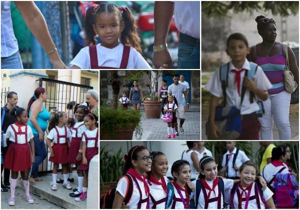 Escuela, familia y sociedad ante retos por un país mejor