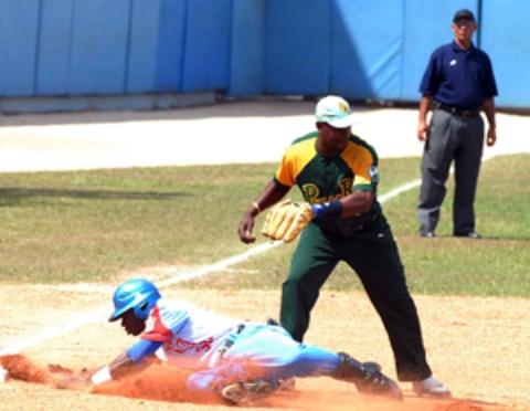 Béisbol cubano: Todos Estrellas y Guantes de Oro del Campeonato 55