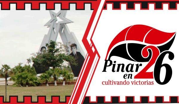 Todo listo en Pinar del Río para acto central por el 26 de Julio (+ Fotos)