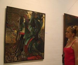 Pintores de Camagüey y el arte de la abstracción