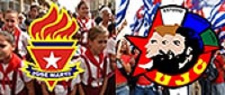 Aniversario de la Unión de Jóvenes Comunistas y la Organización de Pioneros José Martí