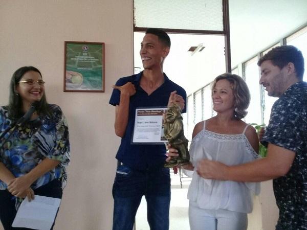 Entregan Premio Pisto Manchego por la Obra del año a periodistas camagüeyanos (+Fotos)