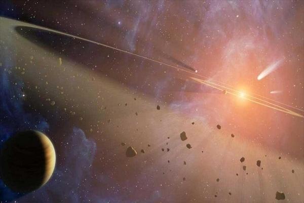 Descubren planeta con el doble del tamaño de la Tierra
