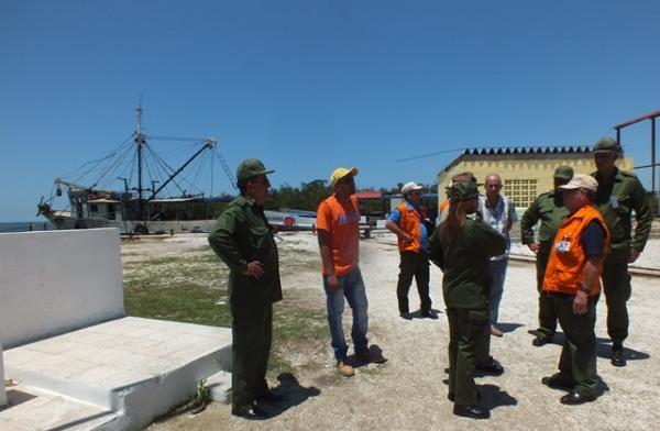 Reconocen positivo desempeño del sistema de la Defensa Civil en Camagüey (+ Fotos)