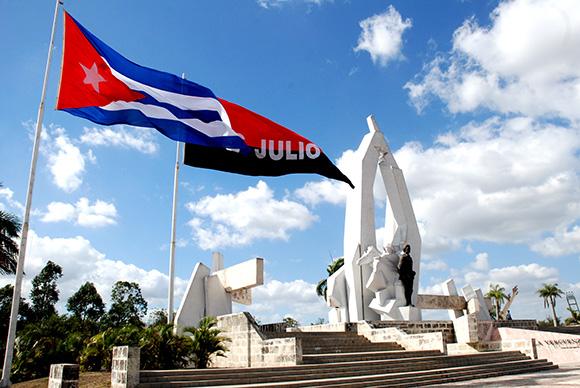 Mañana en Camagüey, otra jornada de demostración de respaldo a la Revolución