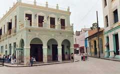 Plaza del Gallo