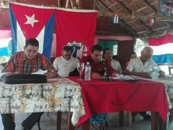 Comprometidos sindicalistas camagüeyanos a responder con eficiencia ante la situación energética coyuntural (+ Post)