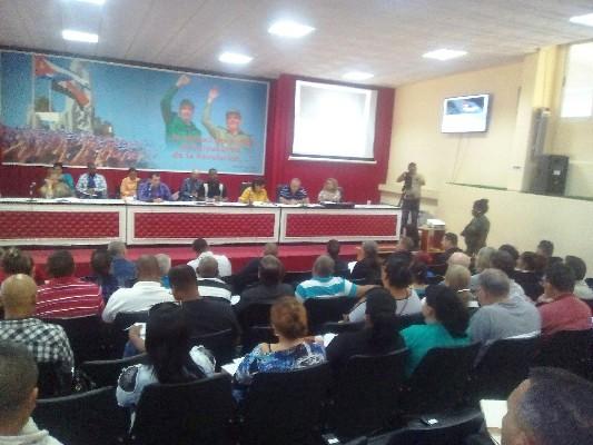 Analiza Pleno Provincial del PCC prioridades de la economía camagüeyana