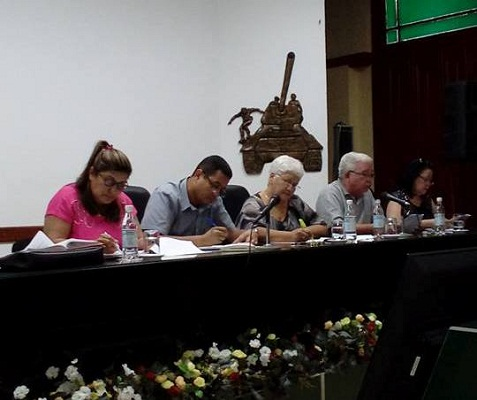 Camagüey's labor to improve the People's Power is recognized