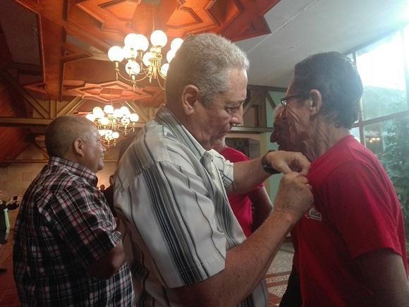 Distinguen en Camagüey a trabajadores de las Comunicaciones, la Informática y la Electrónica(+ Fotos)