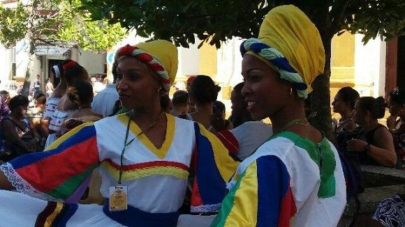 Llegó el Olorum a Camagüey (+ Fotos)