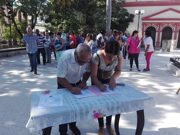 Comprometidos contralores camagüeyanos a actuar con honestidad y profesionalidad (+Fotos)