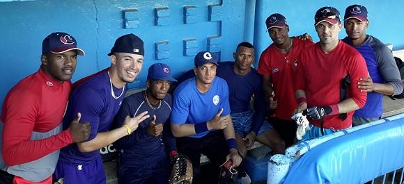 Listo equipo de Camagüey para sexto juego de gran final del Béisbol cubano