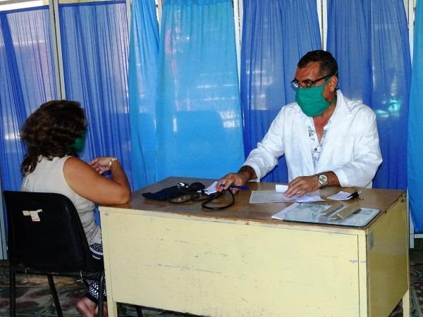Prevención e higiene contra la Covid-19 desde Camagüey