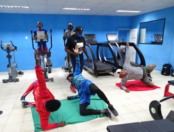 Camagüey: anfitrión del equipo Cuba de Atletismo de cara a Tokio 2021