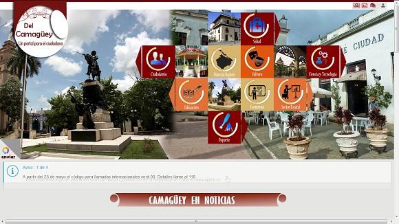 Avanza en Camagüey el gobierno electrónico