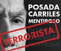 Integrante del Parlatino critica sistema judicial estadounidense por caso Posada Carriles