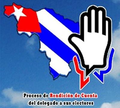 Gobierno popular en Cuba se expresa en proceso de rendición de cuenta