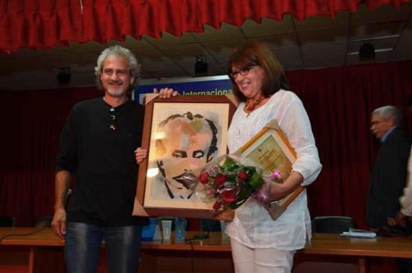 Confieren a la camagüeyana Elda Cento el Premio Nacional de Historia 2015